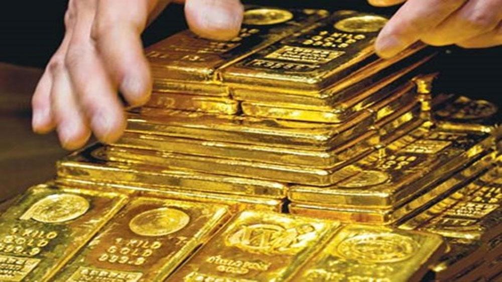 Phát hiện 2 đối tượng khả nghi đem bán hơn 230 lượng vàng