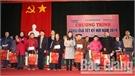 300 hộ nghèo huyện Tân Yên được nhận quà Tết