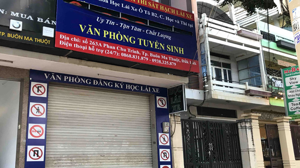 Đăng ký học lái xe trên mạng Facebook, hàng trăm người tại Đắk Lắk bị lừa đảo