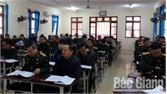 Hội Cựu chiến binh huyện Lục Nam thực hiện tốt các phong trào thi đua