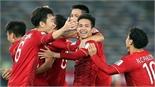 Đội tuyển Việt Nam chính thức vào vòng 1/8 Asian Cup 2019