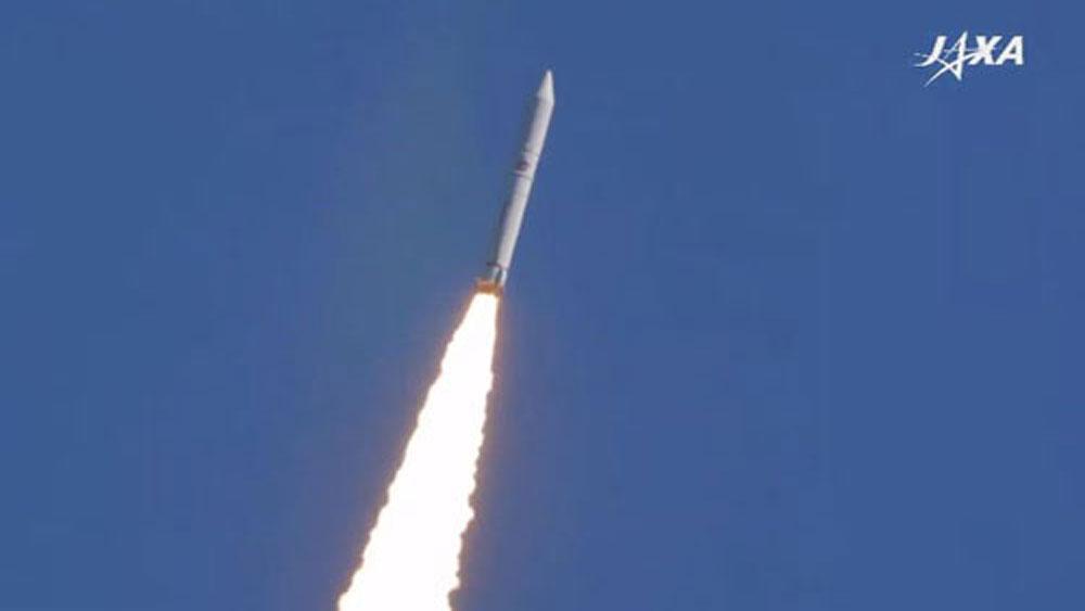 Vệ tinh Micro Dragon của Việt Nam được phóng vào quỹ đạo