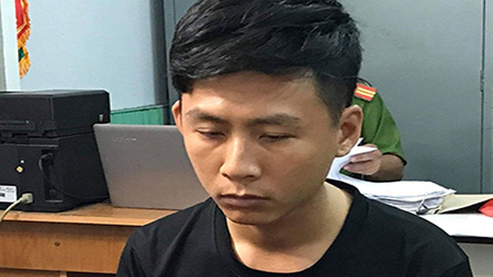 Nghi can chém gục 4 người ở TP Hồ Chí Minh bị bắt