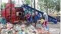 Khó thu tiền dịch vụ rác thải theo đơn giá mới
