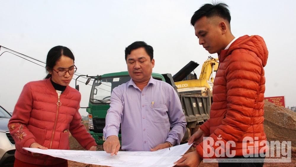 Bắc Giang, Việt Yên, điều động, luân chuyển cán bộ, nhiệm vụ trọng tâm