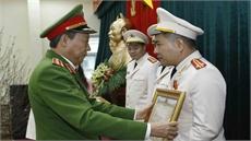 Lễ đón nhận Huân chương Chiến công về thành tích phòng chống ma túy