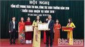 TP Bắc Giang: Hơn 3,5 nghìn điển hình tiên tiến