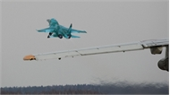 Nga đã tìm thấy 2 phi công trong vụ va chạm máy bay Su-34