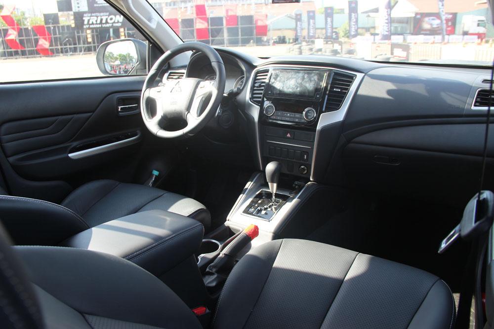 Mitsubishi Triton, Mitsubishi, bán tải, Ford Ranger, Chevrolet Colorado, Toyota Hilux, Isuzu D-Max, Mazda BT-50