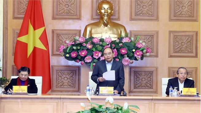 PM urges thorough preparations for 13th National Party Congress