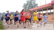 250 VĐV tranh tài Giải việt dã truyền thống huyện Lạng Giang lần thứ 40