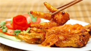 Chicken feet: Perfect munchies with beer