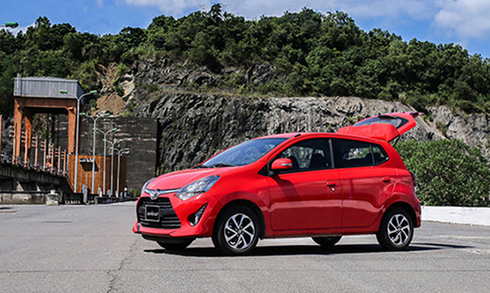Doanh số xe 2018, doanh số Accent, doanh số Kona, gía Hyundai Kona, giá Ford EcoSport, giá Toyota Wigo