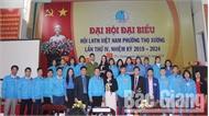 Hội LHTN Việt Nam phường Thọ Xương tổ chức Đại hội điểm cấp cơ sở