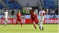 Việt Nam – Jordan (hiệp 1): Al Rahman sút phạt thành bàn thắng, Jordan tạm dẫn trước với tỷ số 1-0