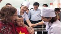 Bộ Y tế khuyến cáo người dân cần tiêm vắc xin phòng sởi để không bị mắc bệnh