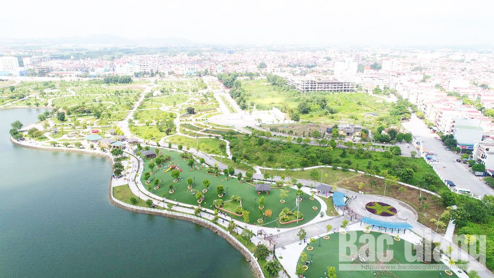 Ancient Phu Lang Thuong, current Bac Giang city, Bac Giang province, Thuong river, cultural and historical values, Bac Giang Monthly Newspaper, strong development, enriched revolutionary and cultural land