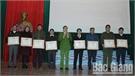 Lục Nam: Khen thưởng 115 tập thể, cá nhân có thành tích trong phòng, chống tội phạm