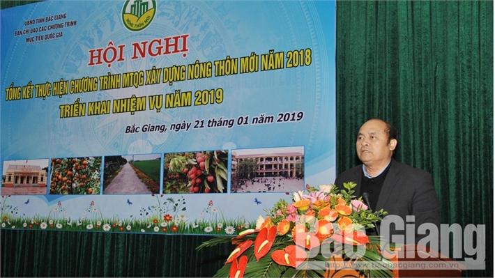 Chủ tịch UBND tỉnh Nguyễn Văn Linh: Nhân rộng xây dựng các làng quê đáng sống