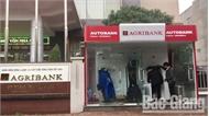 Agribank Chi nhánh tỉnh Bắc Giang bổ sung 2 máy  ATM chức năng hiện đại