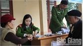 Tuổi trẻ Công an tỉnh Bắc Giang tổ chức nhiều hoạt động tình nguyện