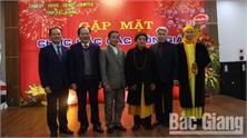 Gặp mặt các chức sắc tôn giáo nhân dịp đón xuân Kỷ Hợi 2019