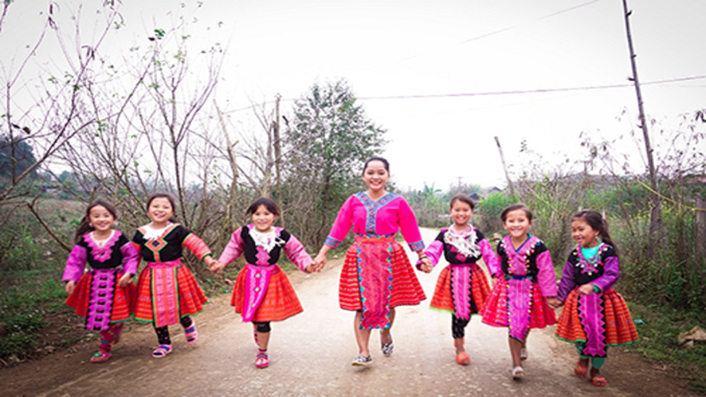 How H'Mong ethnic people in northern Vietnam celebrate Lunar New Year
