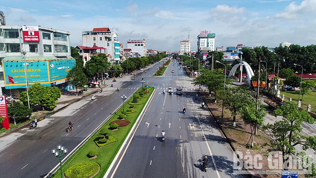 Thị xã Phủ Lạng Thương, TP Bắc Giang