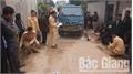 Tai nạn giao thông tại đường liên thôn, cháu trai 11 tuổi tử vong