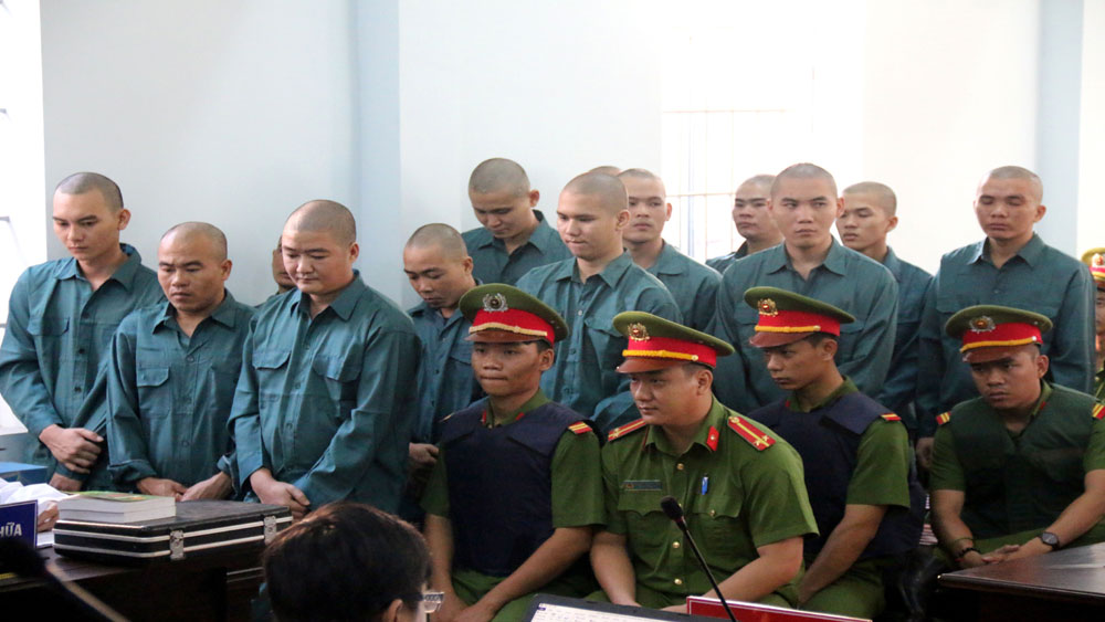 Thông tin về xử lý trách nhiệm để xảy ra vụ gây rối tại Bình Thuận