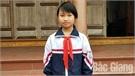 Bắc Giang: Học sinh lớp 5 nhặt được ví tiền, tìm trả người đánh mất