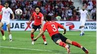 Hàn Quốc vào tứ kết Asian Cup sau hiệp phụ