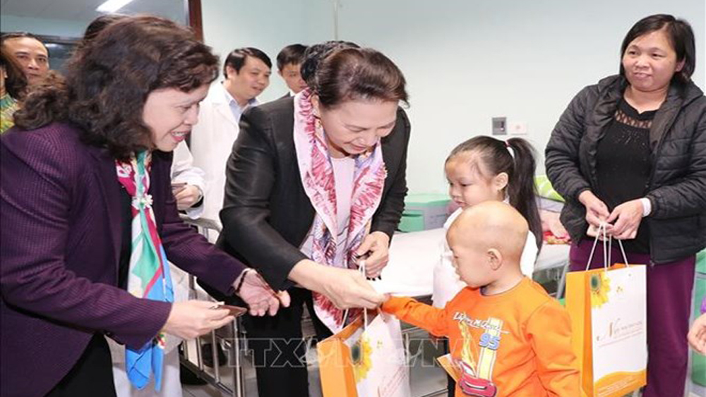Child cancer patients in need of greater support: NA Chairwoman