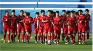 Việt Nam bắt đầu tập luyện cho trận đấu Nhật Bản
