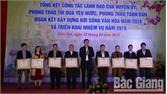 Việt Yên tiếp tục xây dựng thôn, xã, huyện nông thôn mới kiểu mẫu