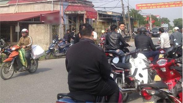 Thái Bình: Dùng dao quắm xông vào ngân hàng cướp 200 triệu đồng