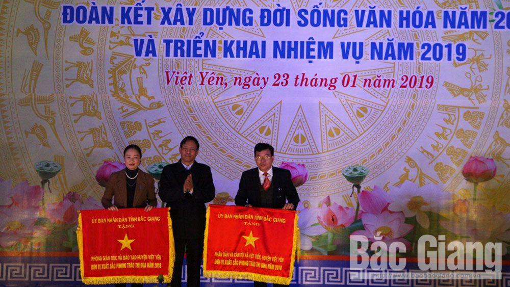 Việt yên, tổng kết, thi đua, huyện ủy