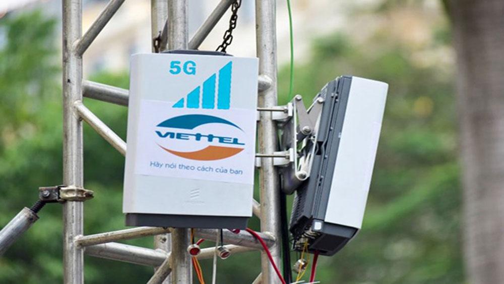 Việt Nam, bắt đầu, triển khai, thử nghiệm miễn phí dịch vụ 5G