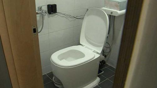 Toilet biến chất thải thành năng lượng sạch ở Hàn Quốc