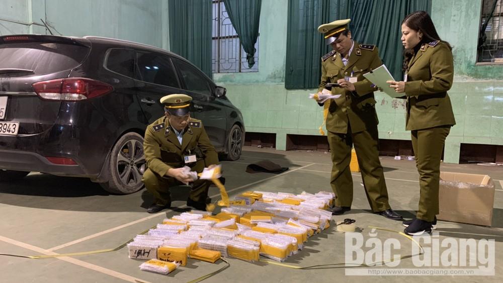 Bắc Giang bắt giữ 555 chiếc điện thoại không có giấy tờ