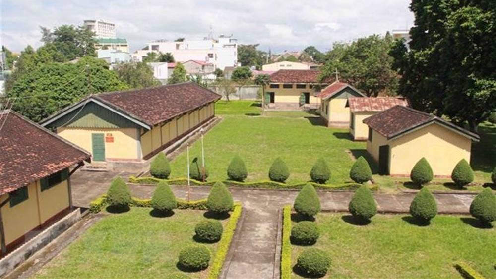 Buon Ma Thuot prison recognised as special national relic site