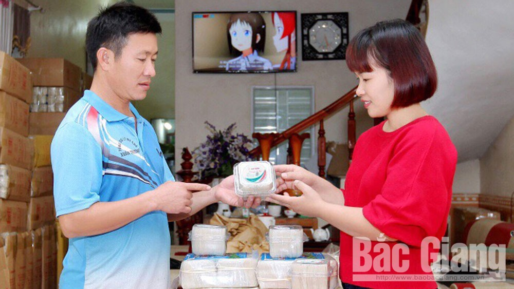 Giving strength to Bac Giang agricultural products to reach far