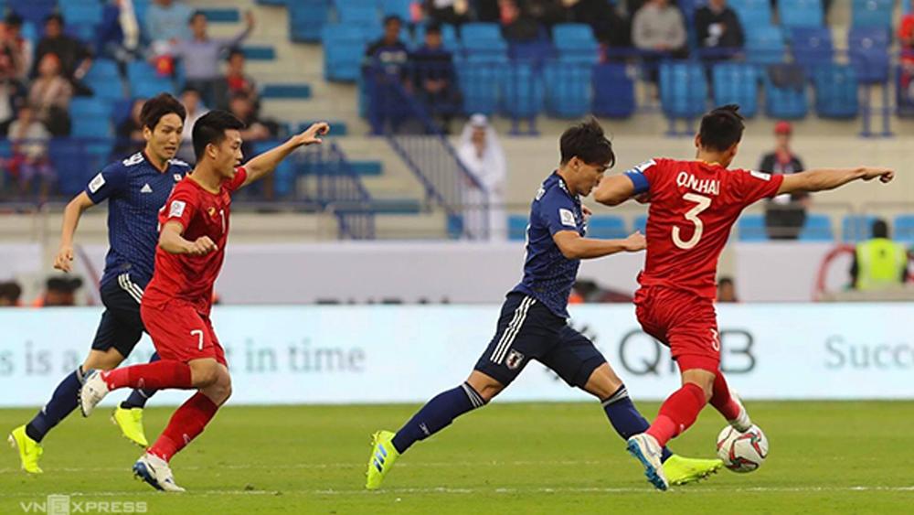 Việt Nam-Nhật Bản (hiệp 1): Văn Lâm cứu thua xuất sắc, hai đội hòa với tỷ số 0-0