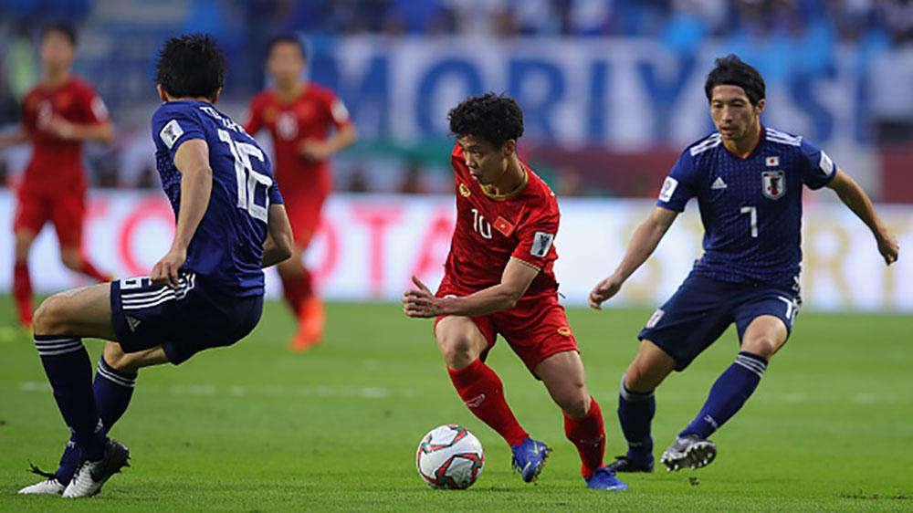 Việt Nam dừng bước trước Nhật Bản, ngẩng cao đầu rời Asian Cup