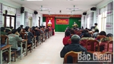 Khai giảng lớp bồi dưỡng kết nạp Đảng cho 100 quần chúng