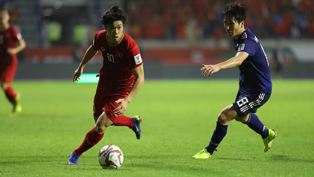 Leaving Asian tourney, Vietnam still can keep their heads high