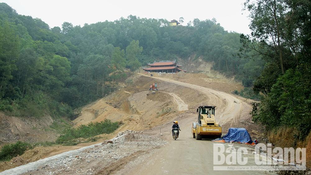 Lục Nam - điểm đến ấn tượng trong hành trình khám phá Tây Yên Tử