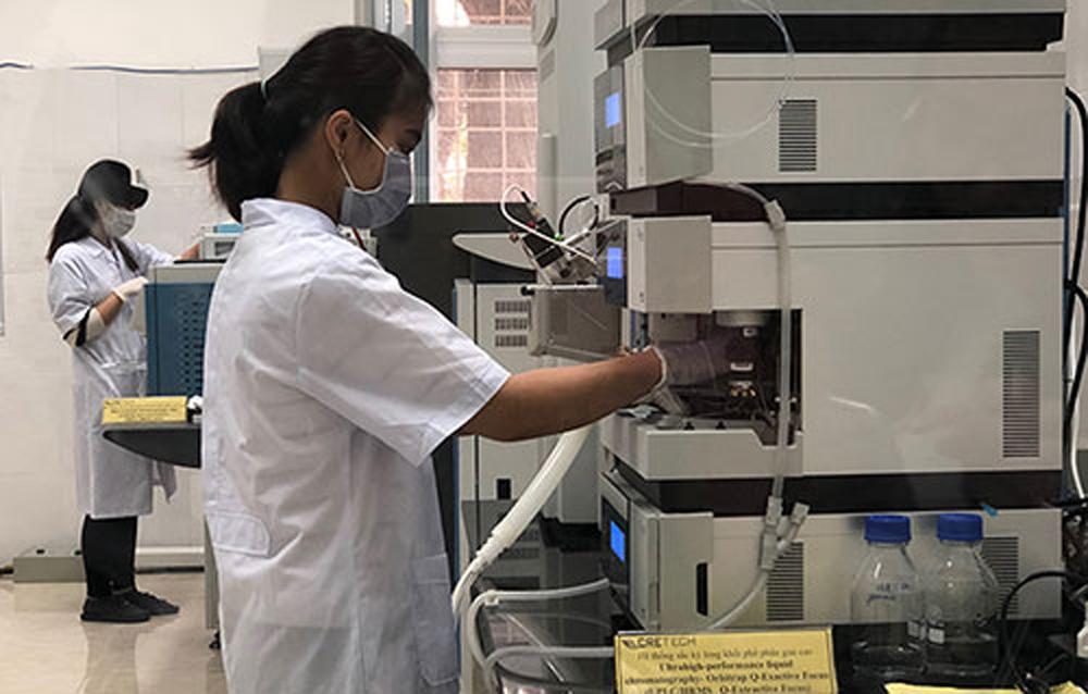 Dioxin, nhà khoa học, Nghiên cứu, Chuyển giao công nghệ, Viện Hàn lâm Khoa học và Công nghệ Việt Nam
