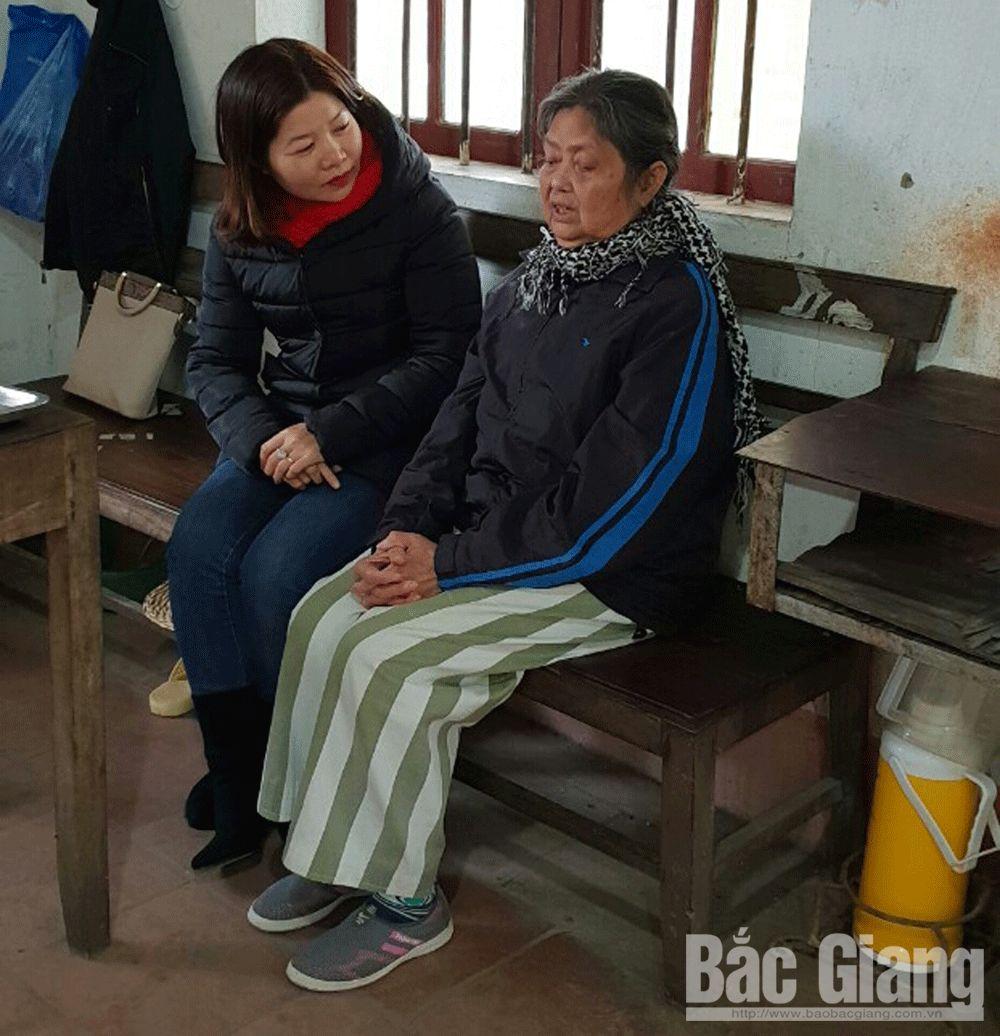 phạm nhân, tù, trại giam, công an tỉnh Bắc Giang, trại tạm giam,