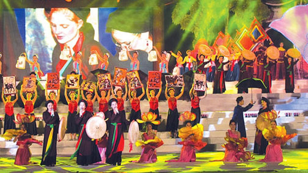 Festival to honour Bac Ninh love duet singing